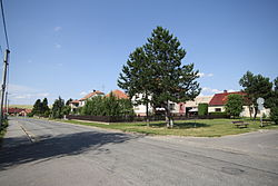 Center of Smrk, Třebíč District.jpg