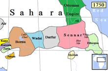 الدين في السودان 220px-CentralEastAfrica1750