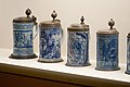 Ceramic beer steins (10097923705).jpg