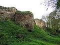 Château de Montafilan, Côrseul (Côtes d'Armor), tour ouest DSC07008.jpg