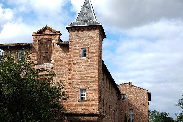 Monument historique à Toulouse