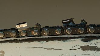 Saw chain - Full-chisel chain