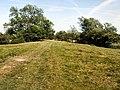 Chalkpit cut, Offham - geograph.org.uk - 2421877.jpg