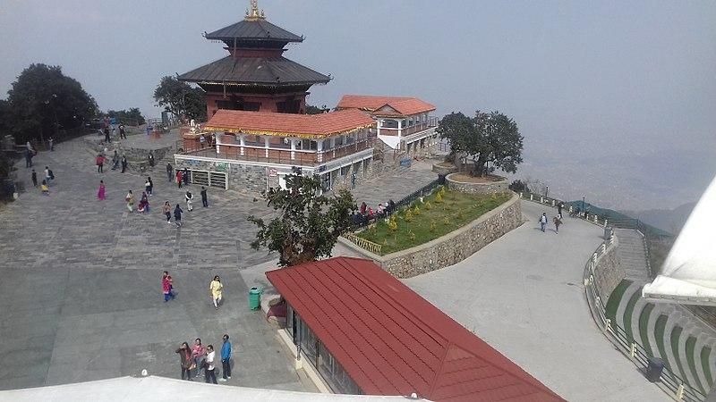 File:Chandragiri hills, Nepal.jpg