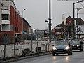Chantier tram A route Lyon Illkirch-Graffenstaden 061222014.jpg