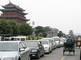 Chaozhou - Hubin Road