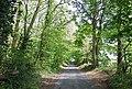 Chapel Lane, near Quatford, Shropshire - geograph.org.uk - 423440.jpg