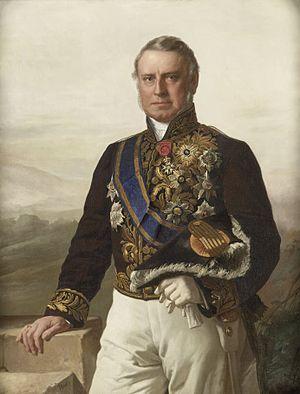 Charles Ferdinand Pahud - Image: Charles Ferdinand Pahud (1803 73). Gouverneur generaal (1855 61) Rijksmuseum SK A 3804