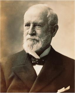 Charles Lewis Tiffany Jewelry businessman