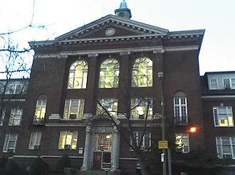 St. Louis Public Schools - Image: Charles Sumner High School