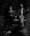 Charles and Albert Murray in 1903.PNG