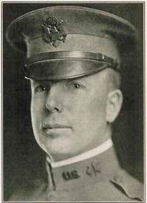 Charles deForest Chandler - Chandler military portrait