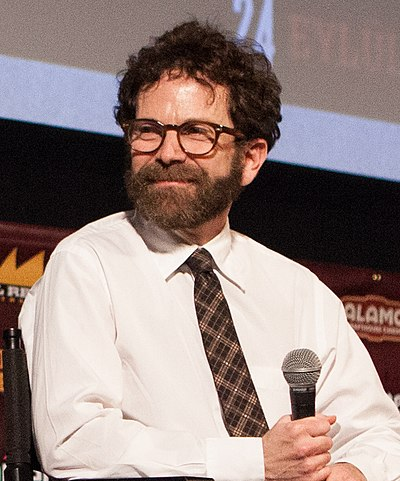 Picture of an author: Charlie Kaufman