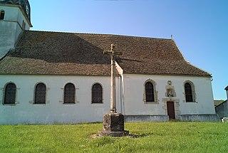 croix de cimetière de Charnay-lès-Chalon