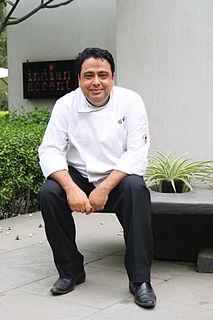 Manish Mehrotra chef