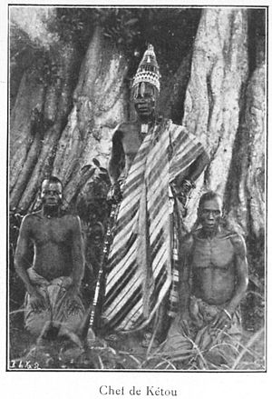 Plateau Department - Ketou Chief