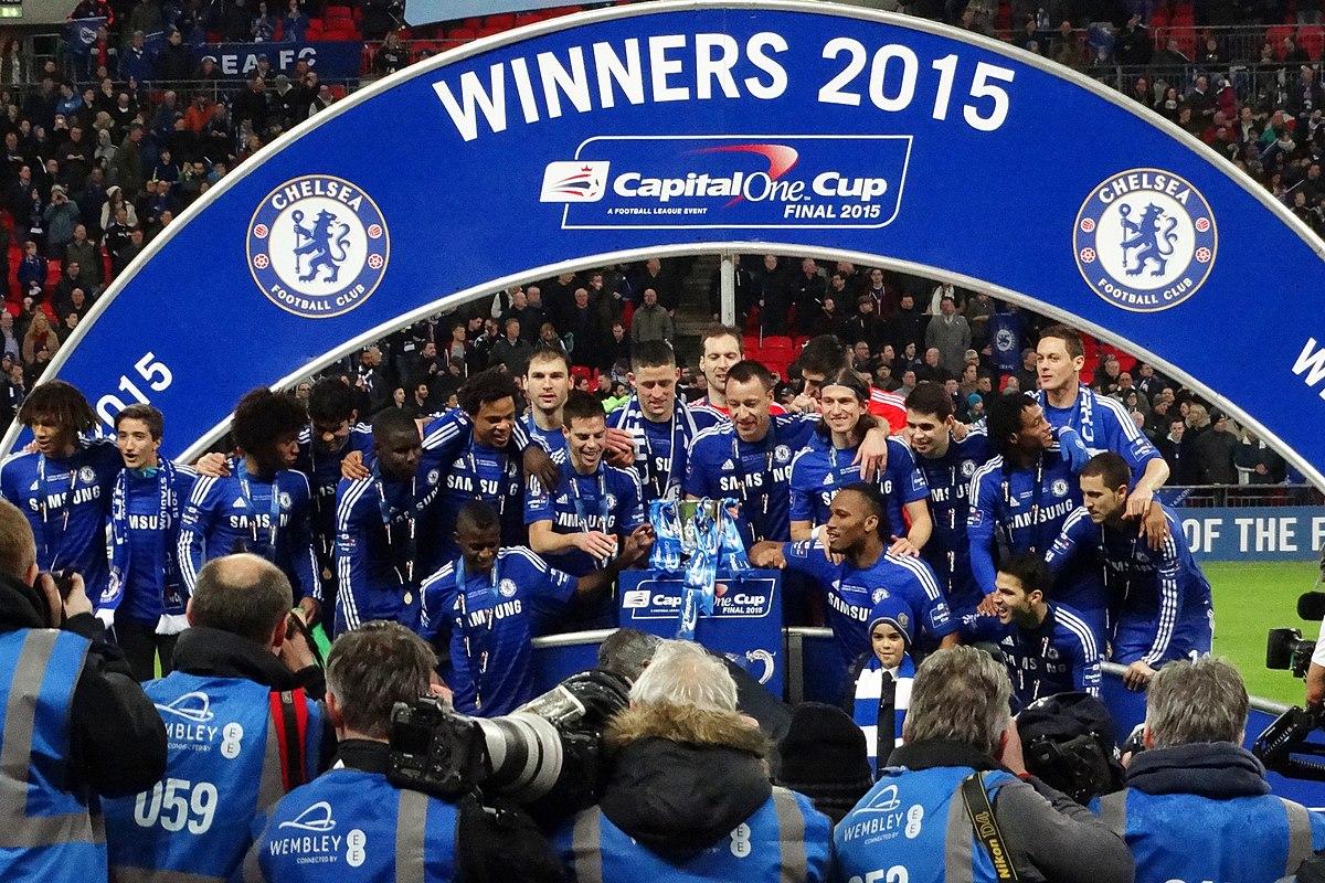 نهائي كأس رابطة الأندية الإنجليزية المحترفة 2015 - ويكيبيديا