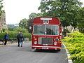 Cheltenham & District preserved bus 1003 Bristol RELL6G ECW KHW 309E in Miserden, Gloucestershire, Stroud Vintage Running Day 29 June 2008.jpg
