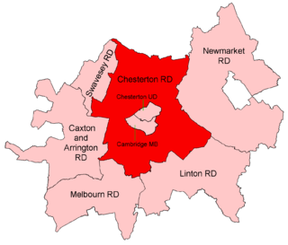 Chesterton Rural District