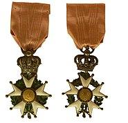 Chevalier-legion-dhonneur-LouisXVIII-1814