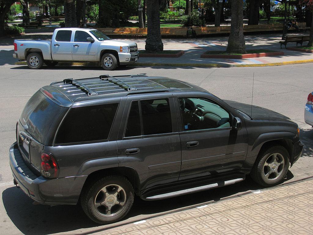 Image Result For Chevrolet Trailblazer