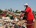 Chiefs' Hudson helps with Joplin recovery (5882134611).jpg