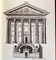 Chiesa San Paolo Maggiore - Tempio dei Dioscuri (Celano 1724).jpg