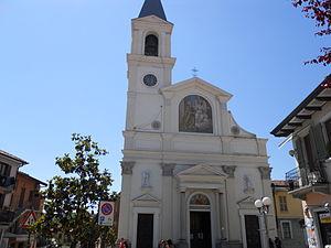 Settimo Torinese - Image: Chiesa di San Pietro in Vincoli
