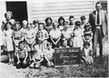 Children of McNeil Island employees at school - NARA - 299551.tif