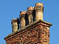 Chimneys in St. Augustine's Gate - geograph.org.uk - 1371268.jpg
