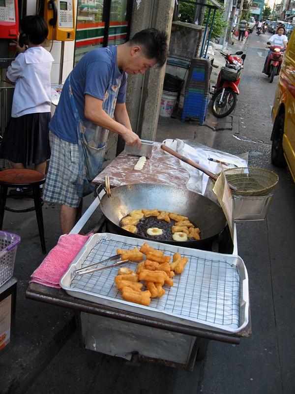 Chinese Thai vendor