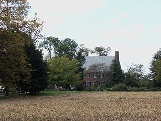 Chiswells Inheritance human settlement in Maryland, United States of America