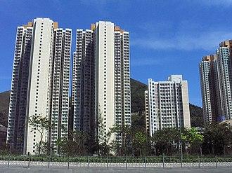 Public housing estates in Tseung Kwan O - Choi Ming Court (Rental housing)