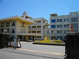 Choshi Commercial High School.JPG