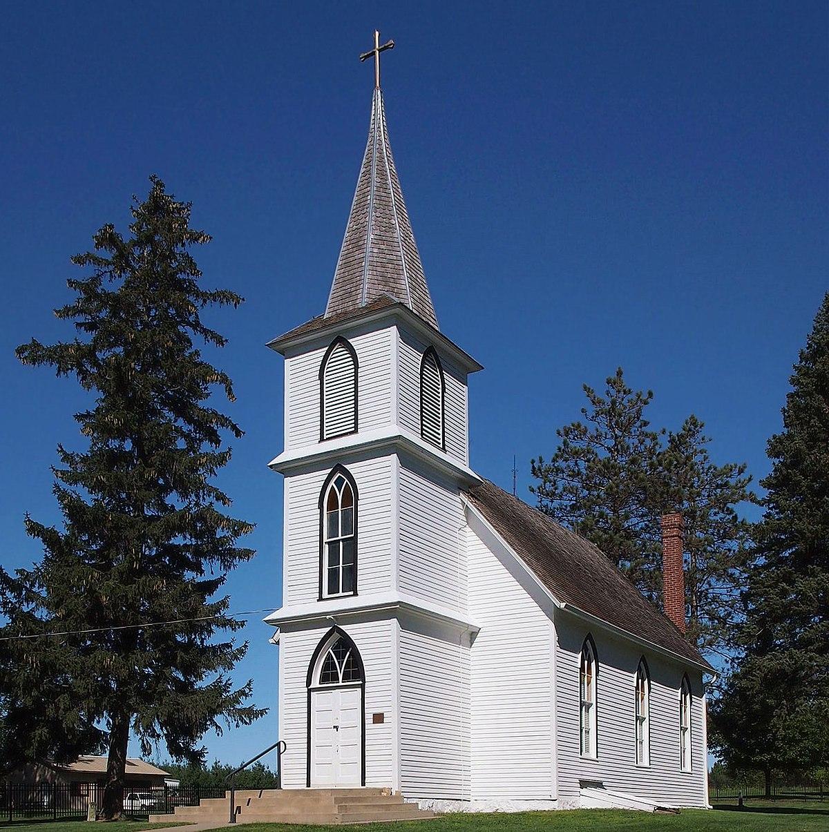Christdala Evangelical Swedish Lutheran Church Wikipedia