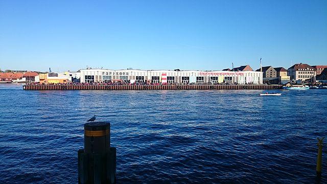 Японская компания выиграла конкурс на создание Центра культуры на набережной копенгагенского острова Papirøen