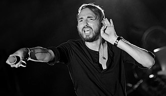 Christophe Willem - Christophe Willem performing in 2015