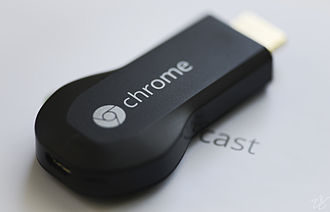 Stick PC - 1st generation Google Chromecast in 2013