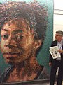 Chuck Close with Guide 2nd Ave Subway.jpg