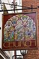 Church Inn pubsign 3 - geograph.org.uk - 1268145.jpg