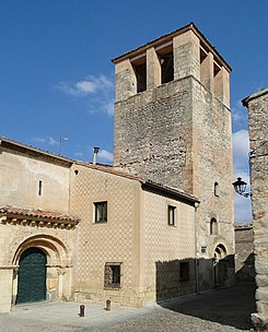 Church of San Quírce, Segovia.jpg