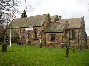 Outwood, Wakefield - Image: Church of St. Mary Magdalene, Outwood geograph.org.uk 1062059