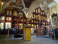 Church of the Exaltation of the Holy Cross in Chistiy Vrazhek inside.JPG