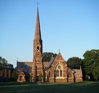Hartford, Connecticut - Church of the Good Shepherd, Hartford, CT