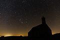 Ciel étoilé au sommet du mont Saint-Michel-de-Brasparts, Saint-Rivoal, France-3.jpg