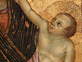 Cimabue, madonna di castelfiorentino, 1285 ca. 05.JPG