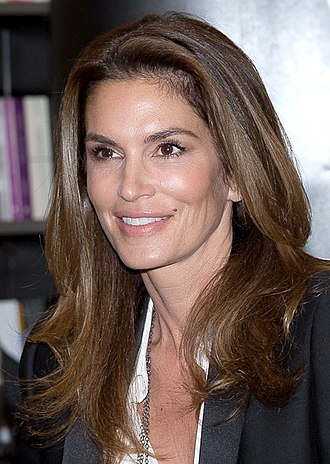 Cindy Crawford - Crawford in 2015