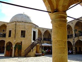 Büyük Han - Image: Cipro Nicosia 02