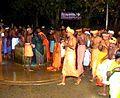 Circumambulating the Muthirikkinaru.JPG