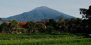 Mount Cereme - Image: Ciremai